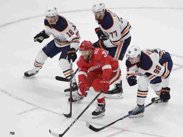 Miscast Ryan Strome only started to find his groove with the Edmonton Oilers toward the season's end