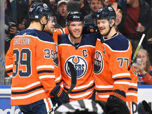 Oilers in awe of McDavid's gigantic night: He's 'just unstoppable'
