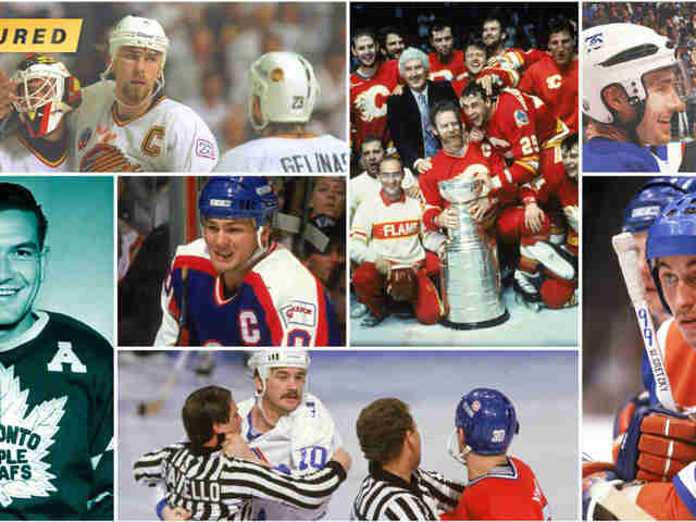 The 7 most riveting Canadian playoff series ever staged